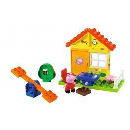 Big Playbig Bloxx Peppa Pig Garden House