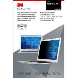 3M Pfma11 Filtro Privacidad Negro Apple Macbook Air 11