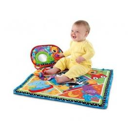 Fisher Price Mantita Actividades Divertidas Musical + 0 Meses R.V3711