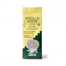 Arcilla Verde Fina 500Gr
