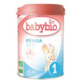Leche Infantil Para Lactantes Babybio 1 Lata 900 G.