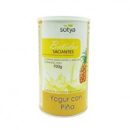 Batido Saciante Yogur Con Piña 700 Gr