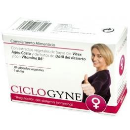 Ciclogyne Vitex 30Caps.