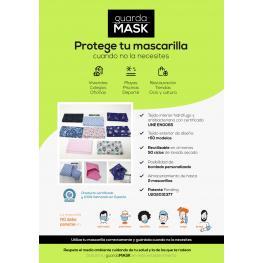 Mascarillas Higienicas Homologadas T/m