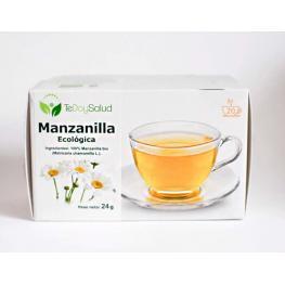 Manzanilla Bio Infusión En Filtro 20 Ud. Tedoysalud