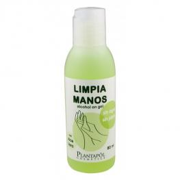 Gel Limpia manos 70% Alcohol y Aloe Vera 80Ml.