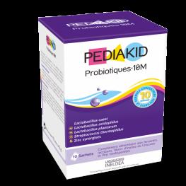 Pediakid Probioticos 10M 10 Sobres.