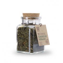 Té Verde Tardes de Verano-Eco- Gourmet 40Gr.