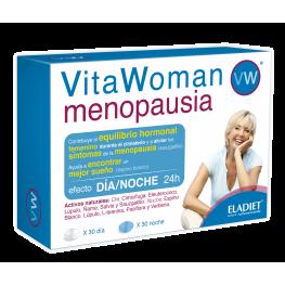 Vitawoman Menopausia 60 Comp.