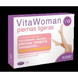 Vitawoman Piernas Ligeras 30Comp.