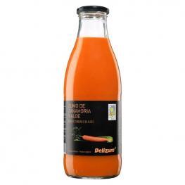 Zumo Zanahoria+Aloe -Eco- 1L.