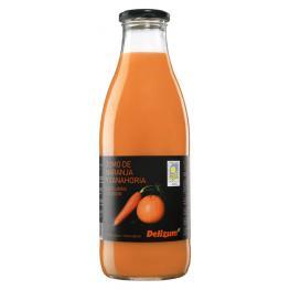 Zumo Zanahoria+Naranja -Bio- 1L.