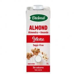 Bebida Almendras Nature S/azú. 1L