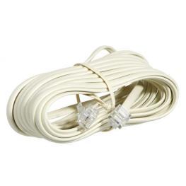 Cable Telefono 5 M. - 2 Clavijas-6/4