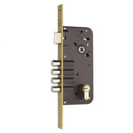Cerradura Azbe Seguridad 8912-Bc/yl-6/80