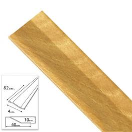 Tapajuntas Adhesivo Para Ceramica Aluminio Roble   82,0 Cm.