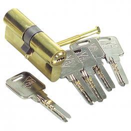 Cilindro Ucem Seguridad 2000-S2 66X33 Doble Embrague