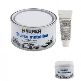 Masilla Reparadora Metales 500 Ml. Con Endurecedor