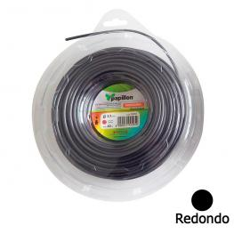 Hilo Nylon / Aluminio Redondo Profesional 3,5 Mm. (40 Metros)