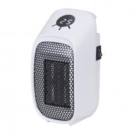 Termoventilador Ceramico Enchufable A Pared 400 W.