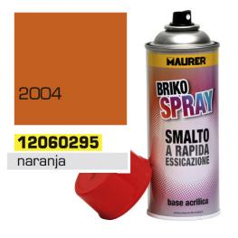 Spray Pintura Naranja Puro 400 Ml.