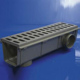Canaleta Garaje T130G 500X130X130/110-90