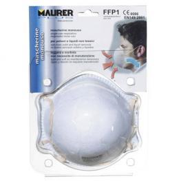 Mascarilla Maurer Ffp1S   (Blister 5 Piezas)