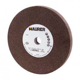 Muela Maurer Corindon 200X25X20 Mm. Grano 36