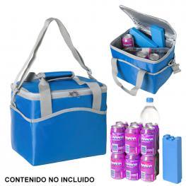 Nevera Bolsa Termica 20 Litros Azul