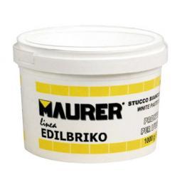 Edil Masilla Plastica Blanca Maurer (Tarrrina 1,0 Kilo)