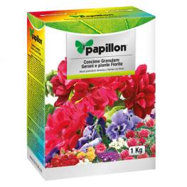 Abono Grano Papillon Geranios y Flores 1 Kg