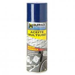 Spray Aceite Lubricante Multiuso 200 Ml.