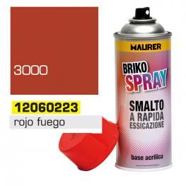 Spray Pintura Rojo Fuego 400 Ml.