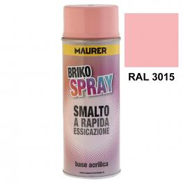 Spray Pintura Rosa Claro 400 Ml.