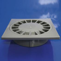 Sumidero Sifónico Pvc T-88  20X20  110-90