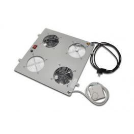 Accesorios Digitus Ventilador Dynamic Basic 2 Uds Termostato Switch Color Gris