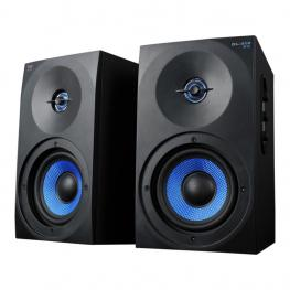 Altavoces Gaming Woxter Dynamic Line Dl-410 Fx 2 Canales 150W Negro