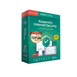 Antivirus Kaspersky Kis 3 Disp 2019 Multidevice+Cena Rest