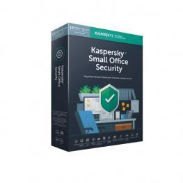 Antivirus Kaspersky Small Office Security V6 10 Disp + 1 Servidor