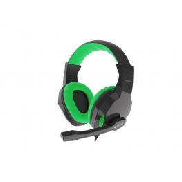 Auriculares Gaming Genesis Argon 100 Verdes