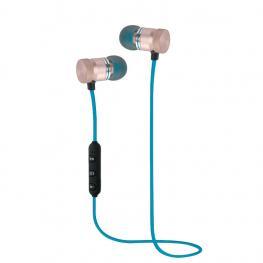 Auriculares Magneticos Woxter Airbeat Bt-7 Azul Bt