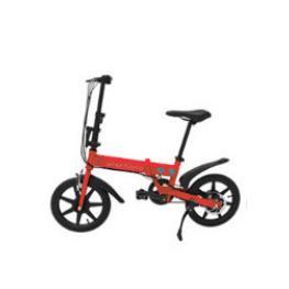 Bicicleta Electrica Smartgyro Ebike 250W 50Km 25Kmh Rojo 19Kg 110Kg