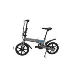 Bicicleta Electrica Smartgyro Ebike 250W 50Km 25Kmh Plata 19Kg 110Kg