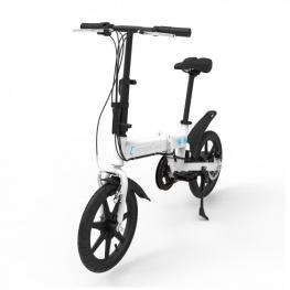 Bicicleta Electrica Smartgyro Ebike 250W 50Km 25Kmh Blanco 19Kg 110Kg