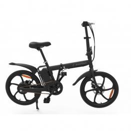 Bicicleta Electrica Smartgyro Ebike City  250W 50Km 25Kmh Negro 20Kg 100Kg