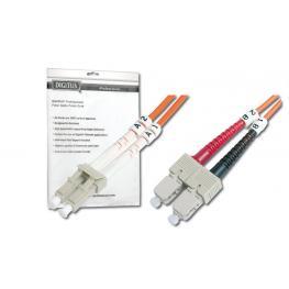 Cable Conexiën Fibra Optica Digitus Mm Om2 Lc A Sc 50/125 1M