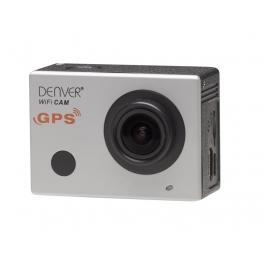 Denver Cam. Accion Acg-8050Wgps Fhd/8Mpx/1080P/