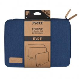 Funda Portatil Port Torino 10-12,5 Azul Marino