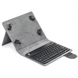 Funda Tablet Maillon City Keyboard Bluetooth 9.7-10.2 Negro