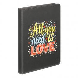 Funda Tablet Maillon Urban Stand Case 9.7-10.2 Love
